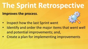 The Sprint Retrospective
