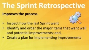 Scrum: The Sprint Retrospective