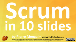 Scrum In Ten Slides Intro